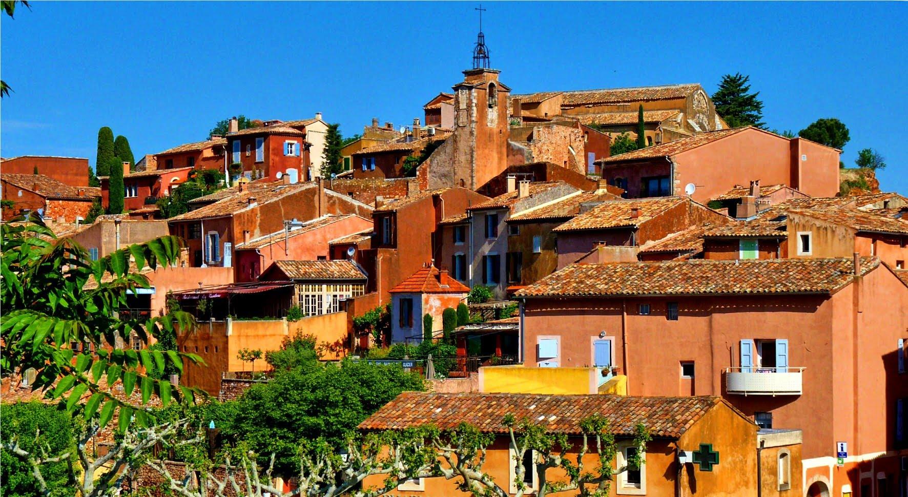 Roussillon office de tourisme maussane les alpilles - Office de tourisme maussane les alpilles ...