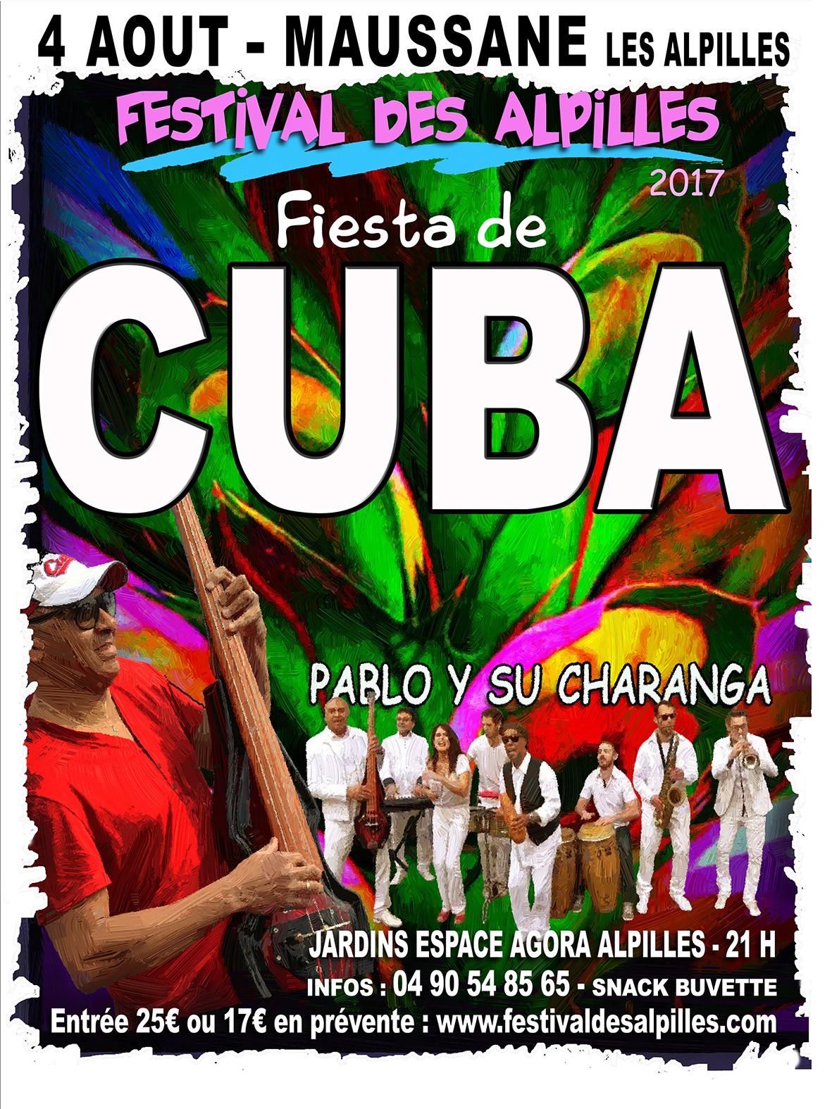 Festival des alpilles fiesta de cuba office de tourisme maussane les alpilles office de - Office du tourisme de cuba ...